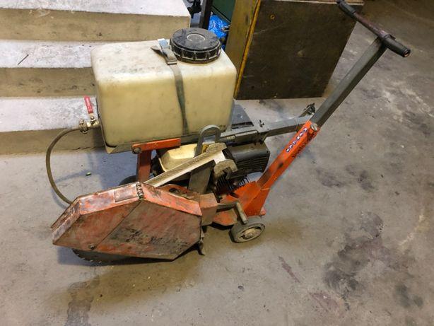 Przecinarka, piła jezdna do asfaltu, betonu LISSMAG LISSMAC