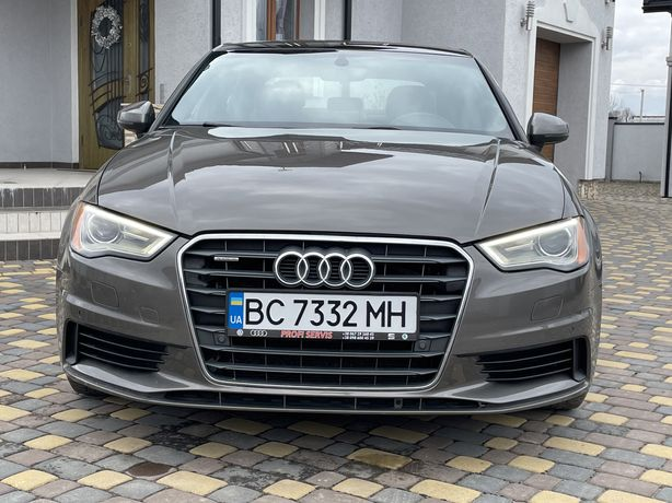 Audi A3 2.0 TFSI 4x4 Quttro 2015 шкіра,панорама,наві,Keyless,партроник