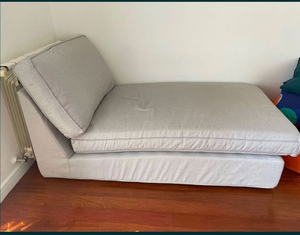 Chaise Longue Bege