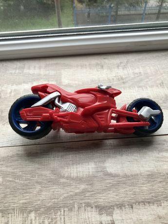 Спайдермен мотоцикл Spider-man Motorbike Marvel Hasbro 2014