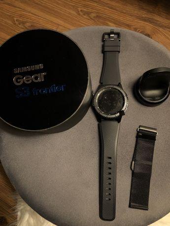 Smartwatch Samsung S3 Frontier sprzedaż/zamiana Applewatch 3 lub 4