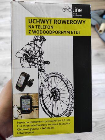 Uchwyt rowerowy nowy
