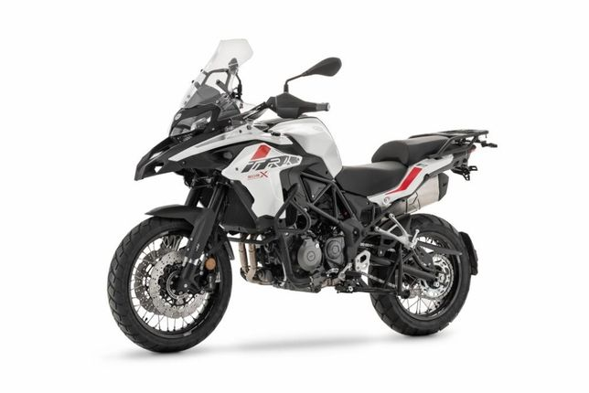 Продам мотоцикл Benelli TRK 502X ABS 2020, от официального дилер