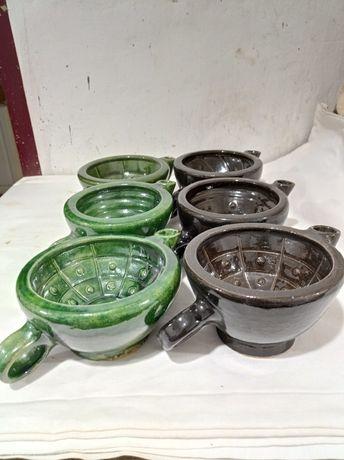 Скаттлы-чаши для бритья, чаши для мыла из частной мастерской