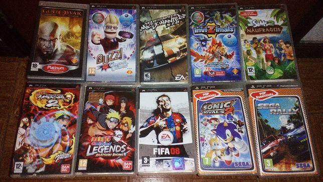 jogos PSP portatil