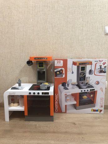 Кухня интерактивная Smoby Tefal mini