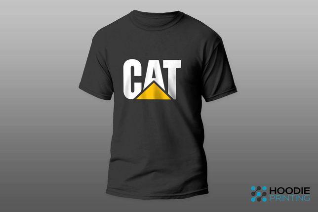 Nowy tshirt koszulka Cat Caterpillar 3zł wysyłka
