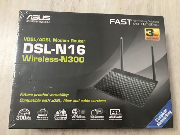 Router Asus Nowy!