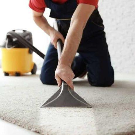 Химчистка мебели, ковров и любых ковровых покрытий. Услуги клининга.