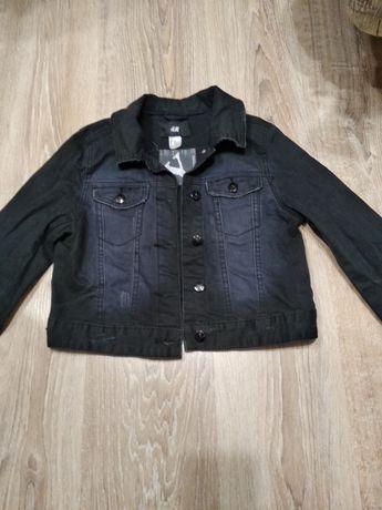 Куртка джинсовая жакет H&М состояние новой