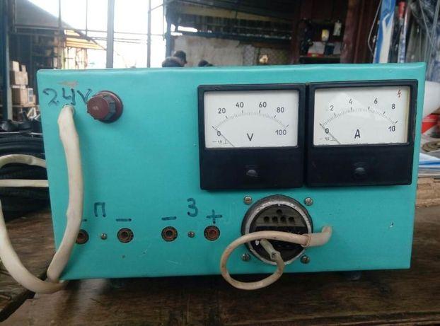 Зарядно-пусковые устройства 24 В (11)