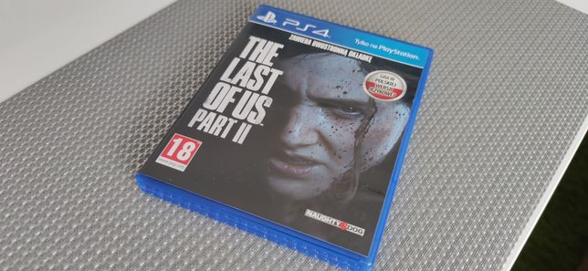 The last of us part II PL Ps4, Ps5