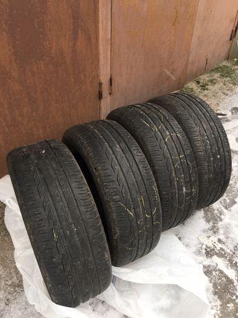 Летняя резина Bridgestone 215/55 R17