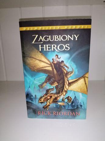 Zagubiony Heros Rick Riordan