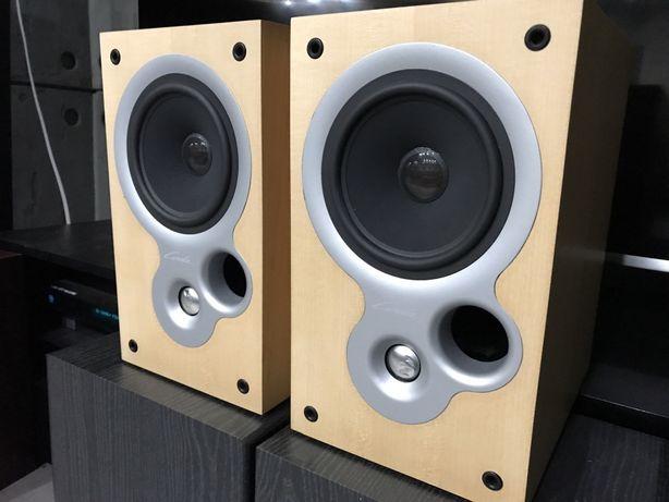 Kolumny glosnikowe kef coda 70 monitory jak b&w