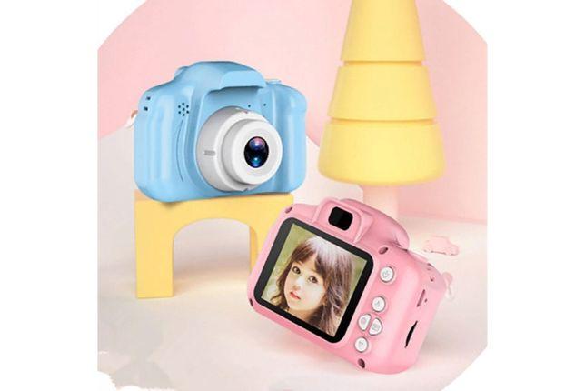ДЕТСКИЙ ФОТОАППАРАТ цифровой настоящий X2 камера Лучший подарок 890руб