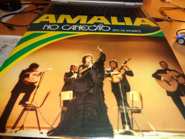 Disco LP Amália no Canecão Rio de Janeiro Em Bom Estado