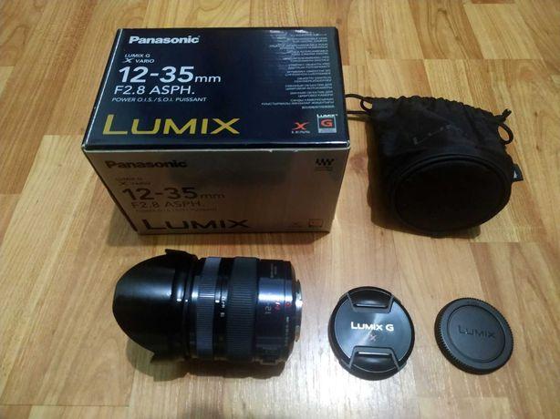 Panasonic Lumix 12-35 2.8