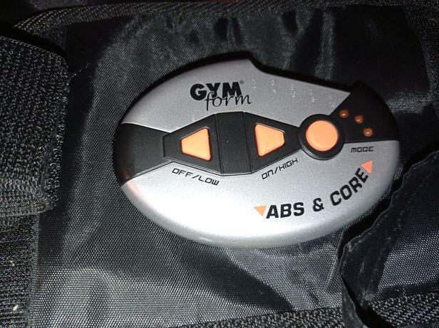 Pas gym form ABS & core