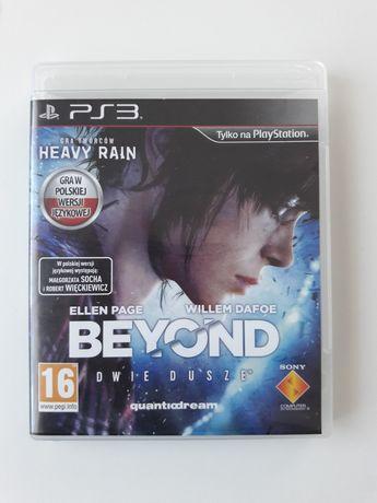 Beyond Dwie Dusze PS3 gra