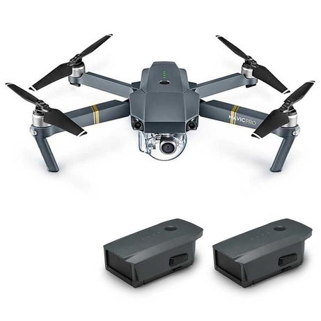 Drone DJI Mavic Pro 4k em excelente estado com duas baterias e caixa