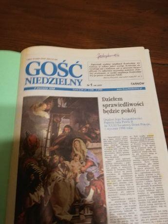 Roczniki Gość Niedzielny