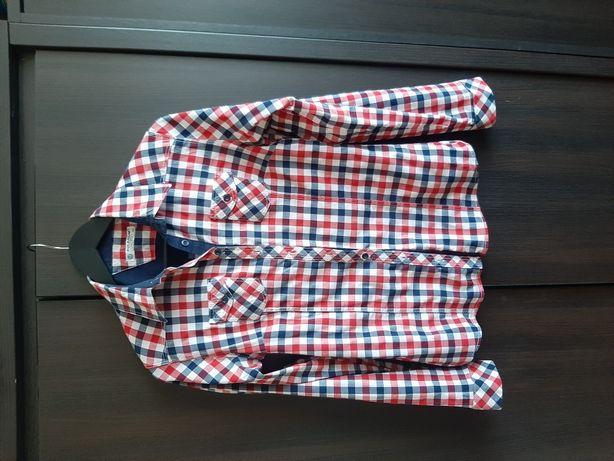 Koszula damska w kratę
