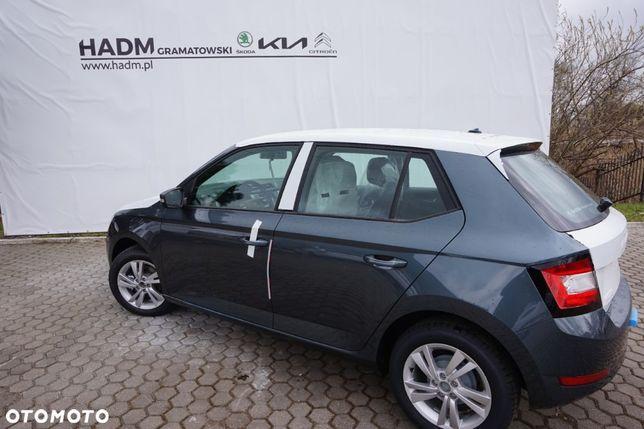 Škoda Fabia Fabia Ambition 1,0 Tsi (95 Km)