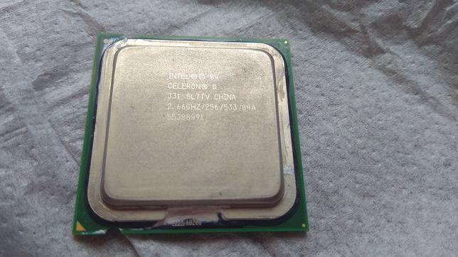Intel Celeron D 331 SL7TV 2.6Ghz