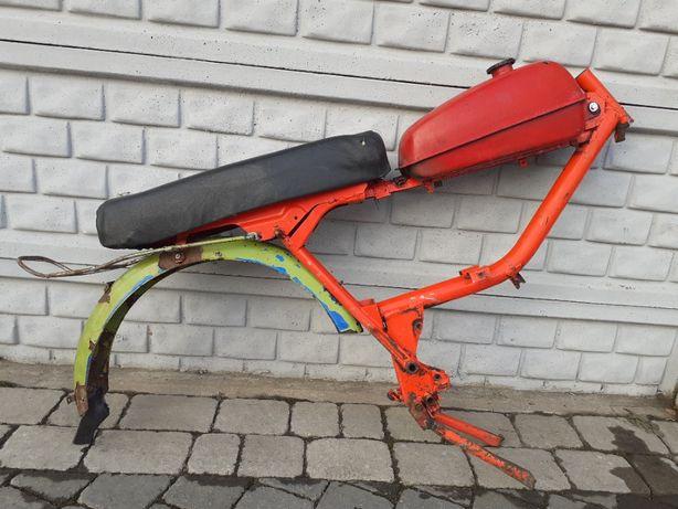 Rama Motorower Romet Ogar 200 Kompletna ładna nie jawa simson PRL Love