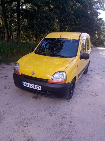 Renault kangoo 1.9 D55 2002