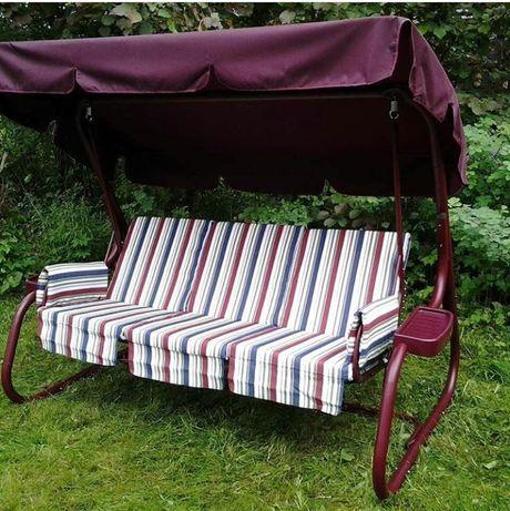 Ремонт, пошив крыш, сидений на садовые качели.