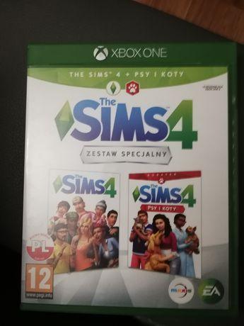 Sims 4 zestaw specjalny Xbox  one
