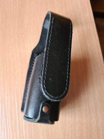 Kabura skórzana na RMG -75 Policja