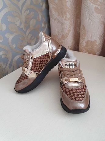 Ботинки на девочку Италия