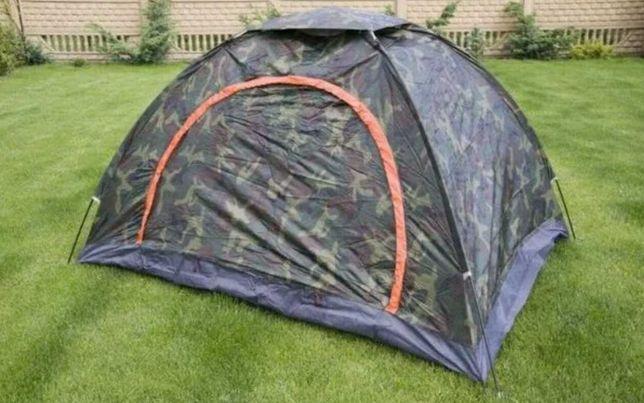 Палатка туристична камуфляжна  2 х 1.5 х 1.1 м