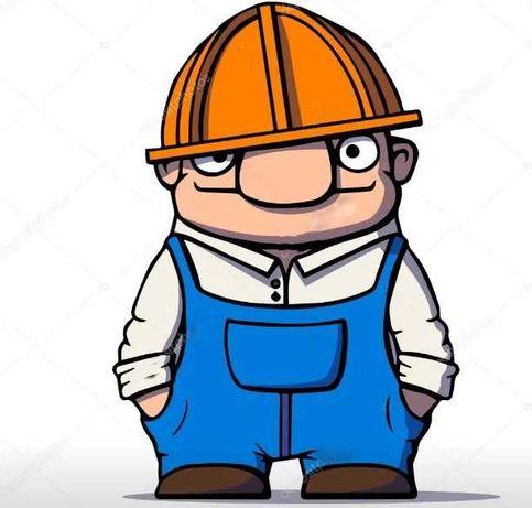 Строительство Бетонные работы