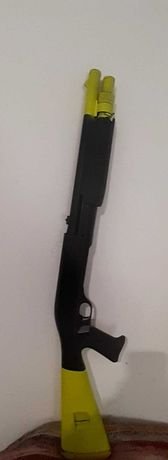 Airsoft shotgun aceito trocas