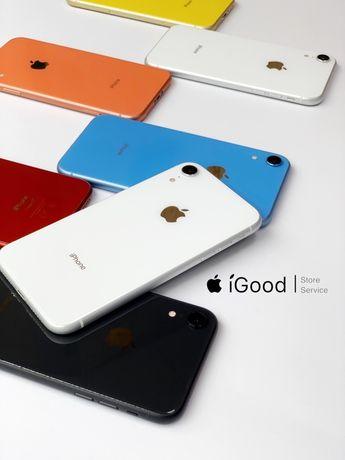 iPhone XR 64/128/256gb never lock магазин,гарантія!iGood Луцьк used/ne