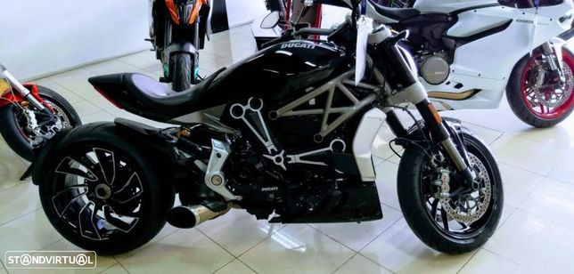 Ducati XDiavel Xdiavel S