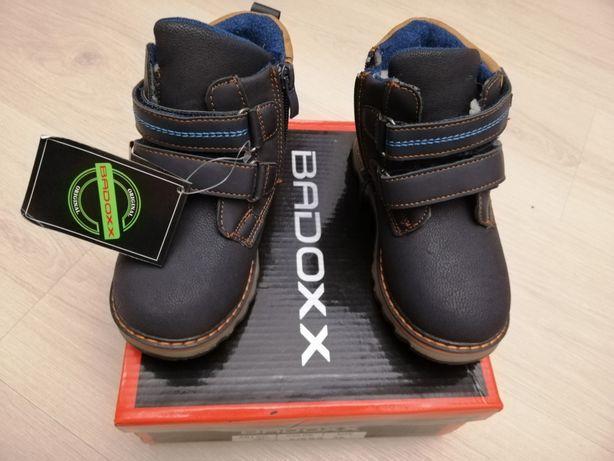 Детские зимние ботинки Badoxx польша
