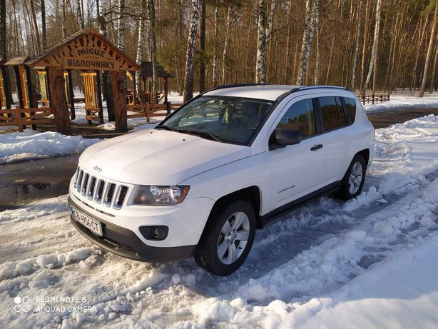 Продам Jeep Compass Sport 4*4
