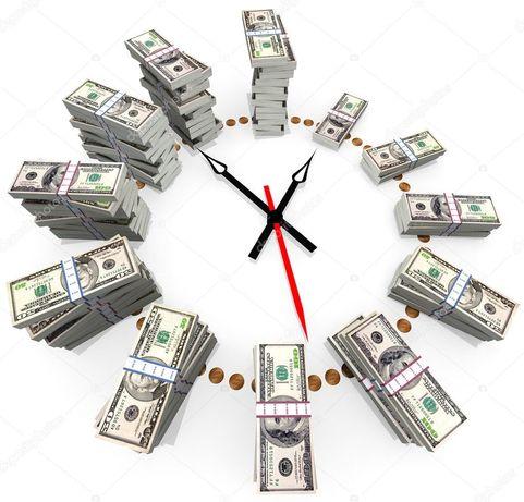 Кредит, займ от частного инвестора, деньги в долг, финансовая помощь