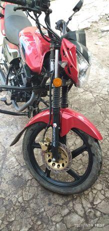 Мотоцикл Forte FT 200-23