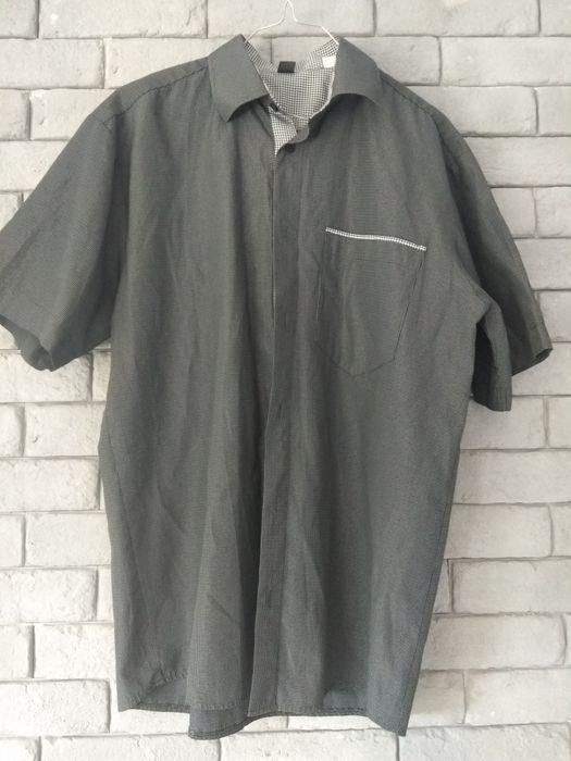 Koszula męska krótki rękaw Miłocice - image 1