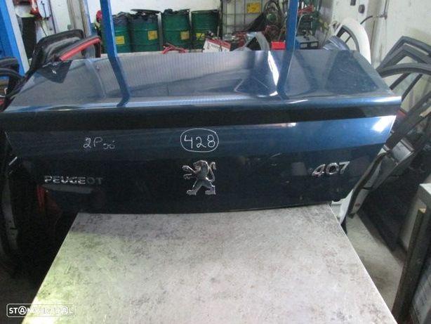 Porta da mala REF428 peugeot / 407 coupe / 2006 / 2p / verde /