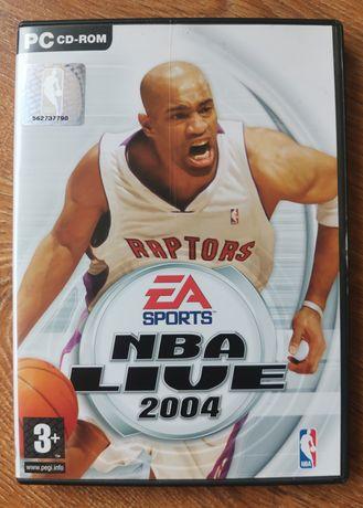 NBA Live 2004 - oryginał - gra PC wersja polska