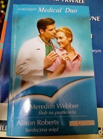 Książka Harlequin Ślub na pustkowiu, Serdeczna więź