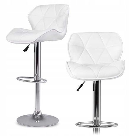 Барный стул Castel Royal - 2 цвета белый/черный