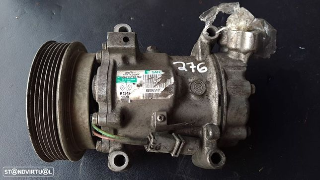 Compressor AC Renault Clio III / Megane 1.5 Dci Ref. 820065125